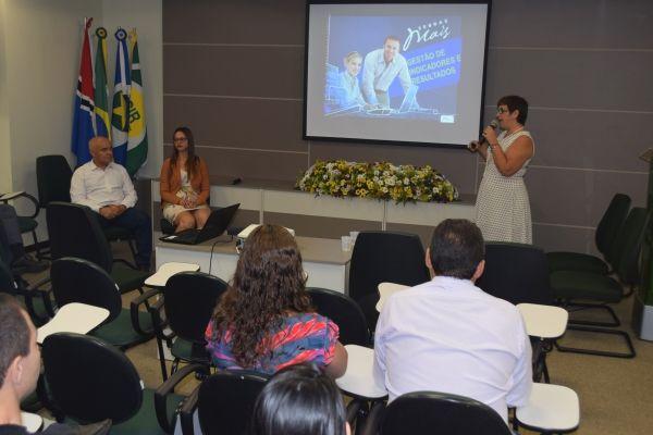 Programa de Gestão é apresentado a um grupo de empresários